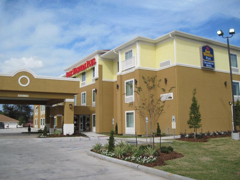 베스트 웨스턴 플러스 섈멧 호텔