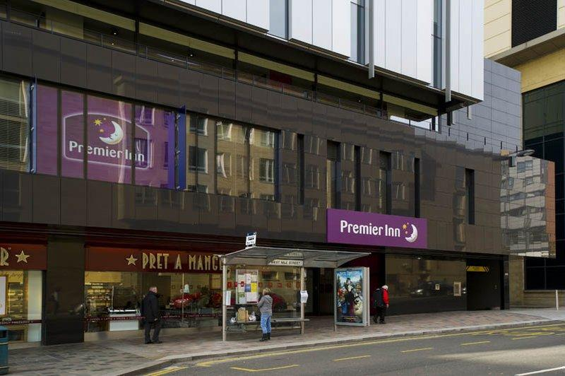 ‪Premier Inn Glasgow City Centre Buchanan Galleries Hotel‬