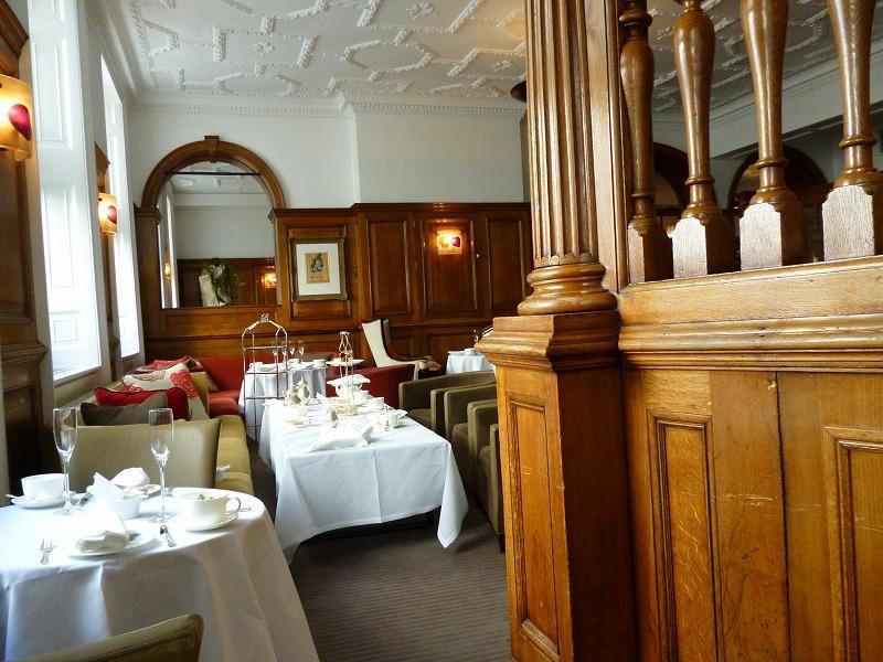 The English Tea Room - Browns Hotel   33 Albemarle Street, London W1S 4BP   +44 20 7493 6020