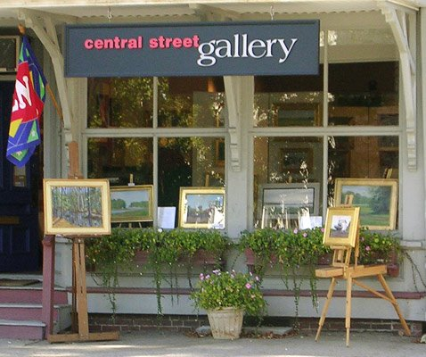 ‪Central Street Gallery‬