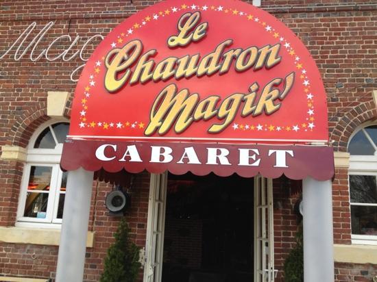 Le Chaudron Magik