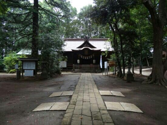 Hikawa Nyotai Shrine