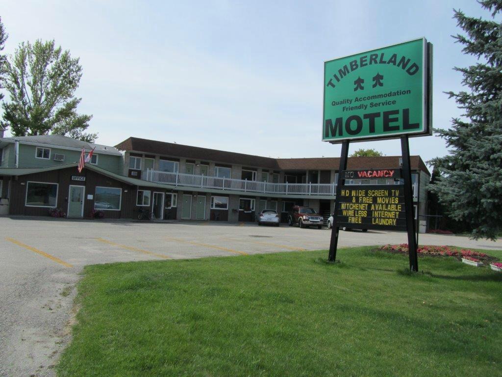 Timberland Motel