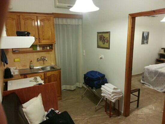 Antonios Hotel Rooms