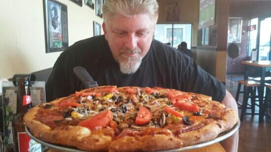 Pizza Stone & Pub