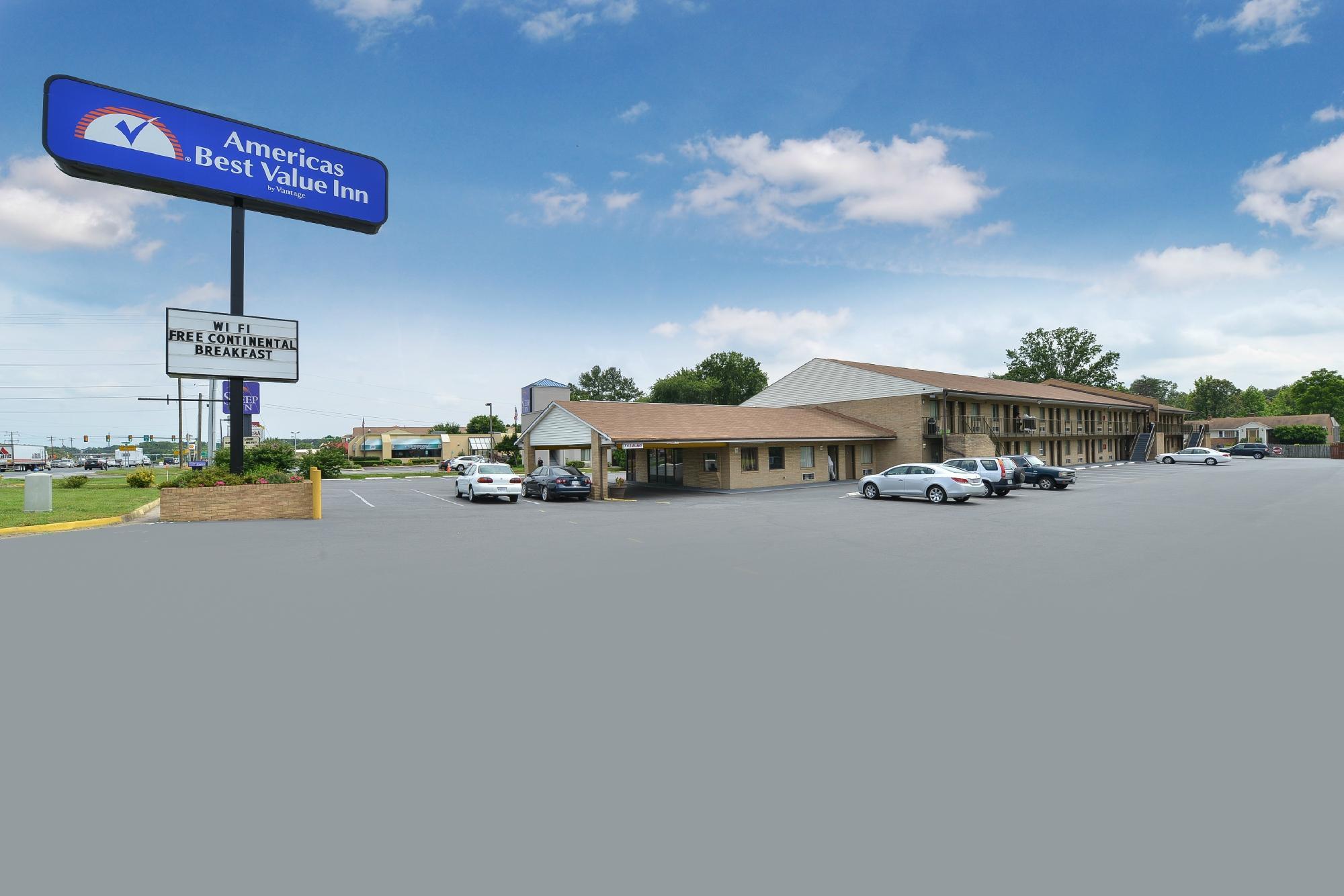 Americas Best Value Inn - Fredericksburg North