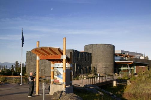Alaska Islands and Ocean Visitor Center