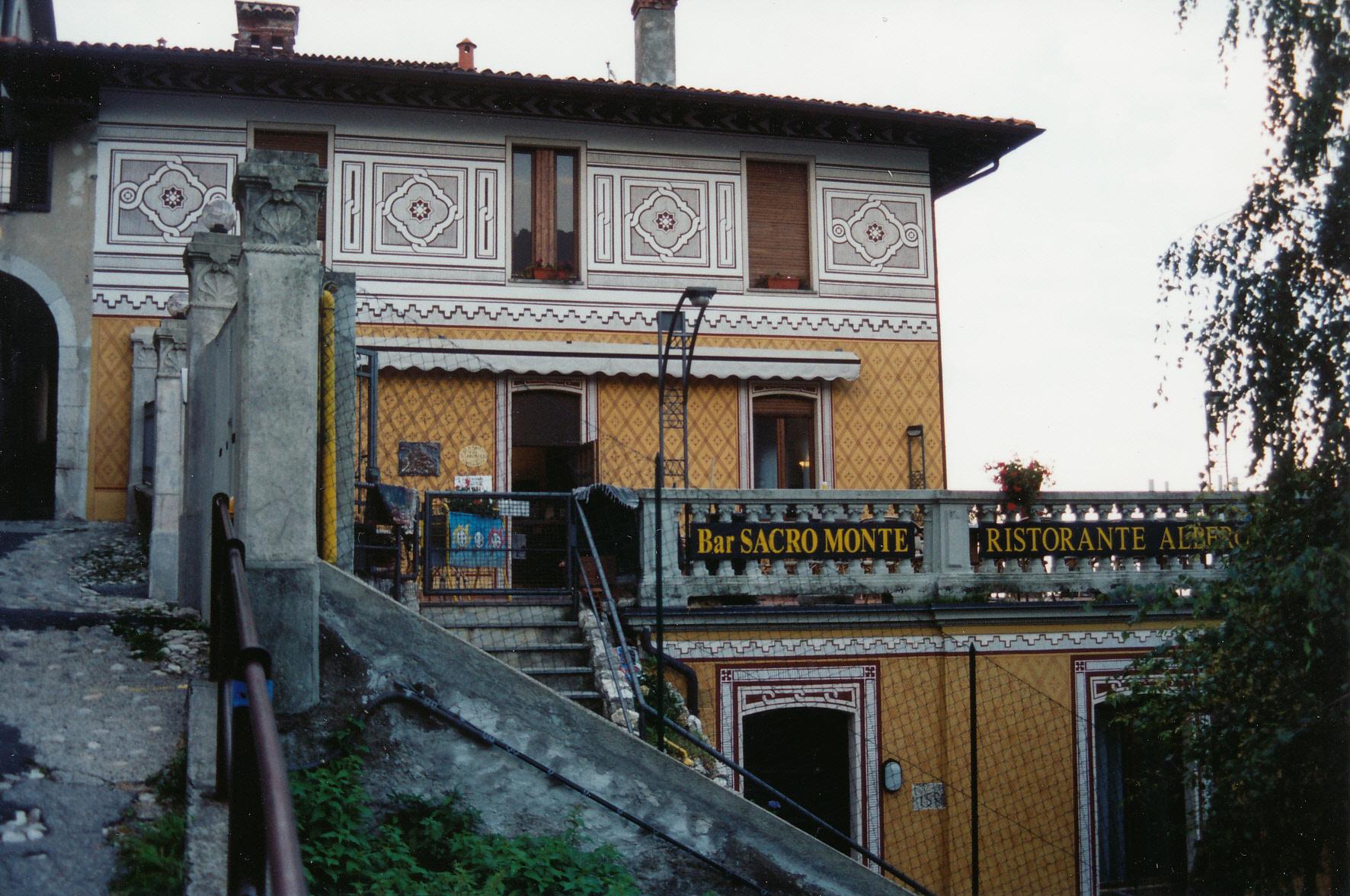 Albergo Ristorante Sacro Monte