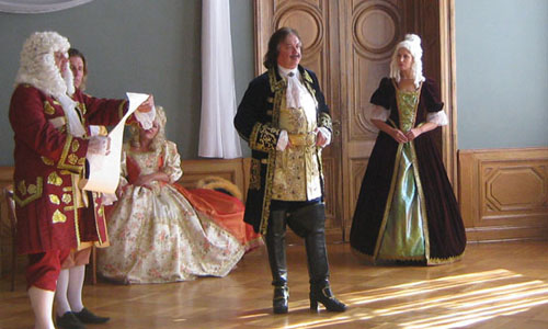 Theatrical Tours of the Imperial St. Petersburg
