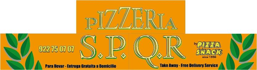 S.P.Q.R by PIZZA SNACK since 1996