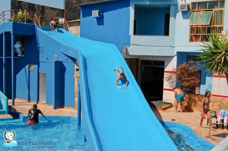 Bica Pau Hotel Thermas 29 4 1 Prices Reviews Caldas Novas Brazil Tripadvisor