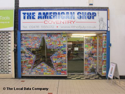 The American Shop Coventry