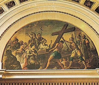 Iglesia de la Exaltacion de la Santa Cruz
