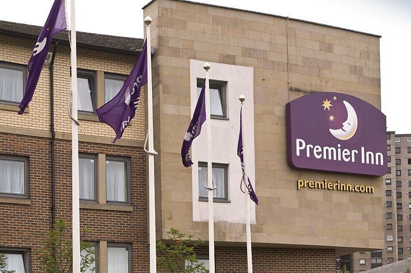 Premier Inn Glasgow City Centre South Hotel