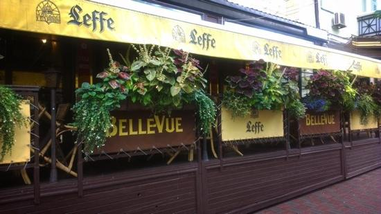 Belgian Beer Cafe Belle Vue