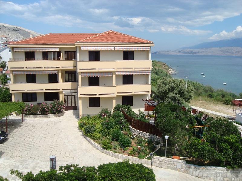 Villa Andreja Pension Mare and Apartments Toncica