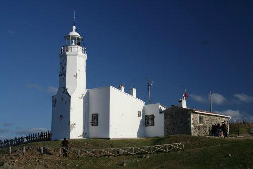 ‪Inceburun Lighthouse‬