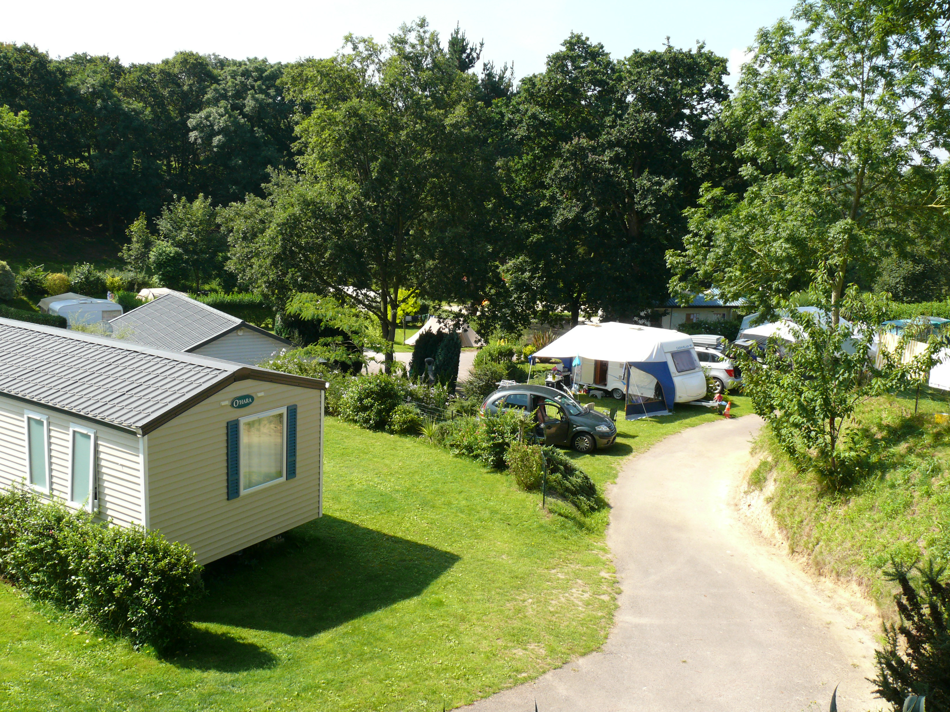 Camping la Vallee