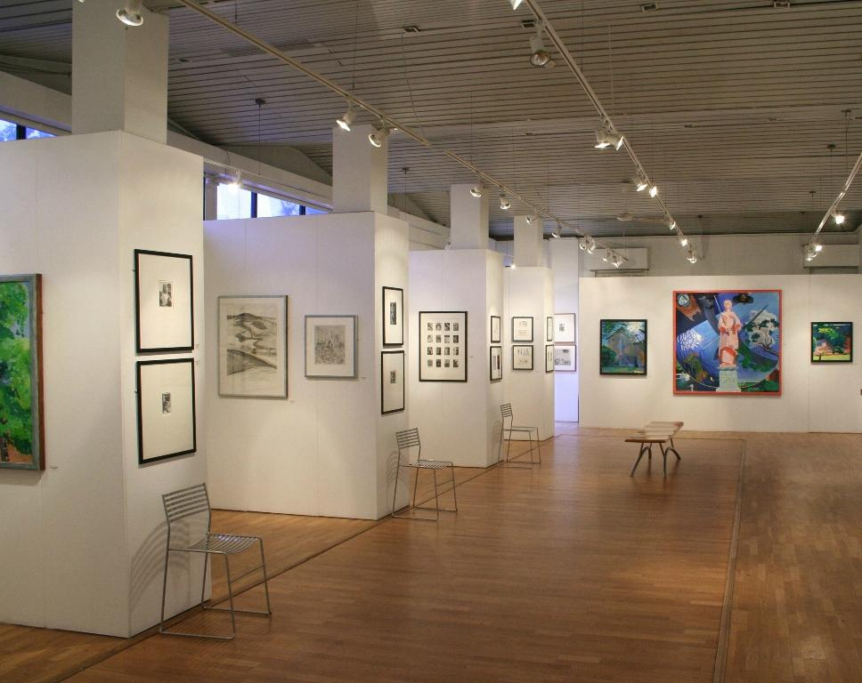 Bankside Gallery The Top 10 Things to