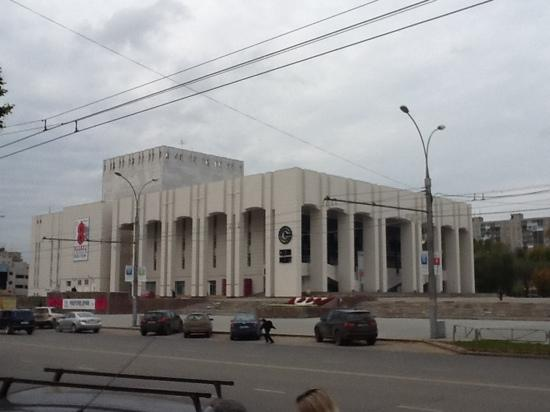 """Театр """"Сцена-Молот"""""""
