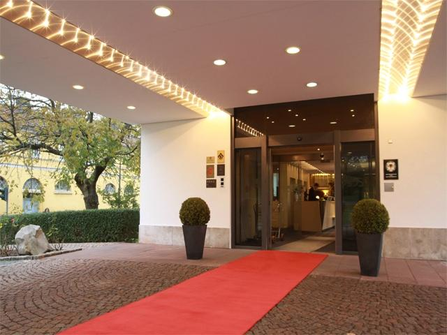Schlosshotel Bad Wilhelmshoehe Conference & Spa