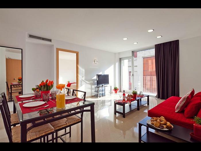 Charmsuites Nou Rambla Apartments