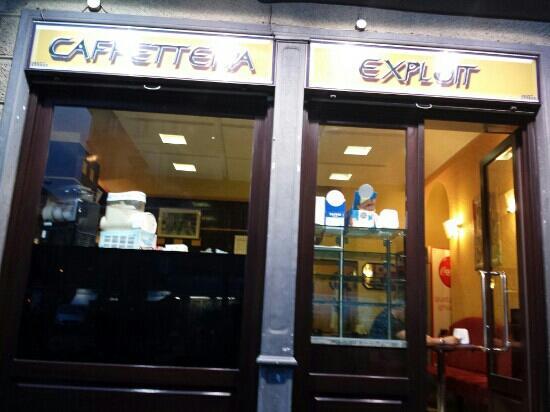 Caffetteria Exploit