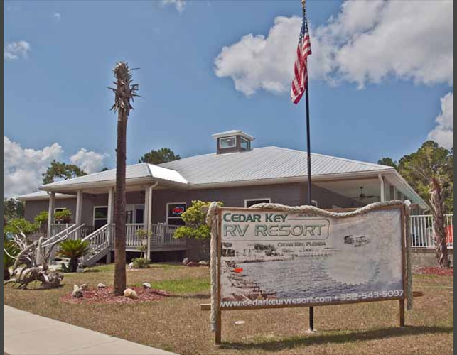 ‪Cedar Key RV Resort‬