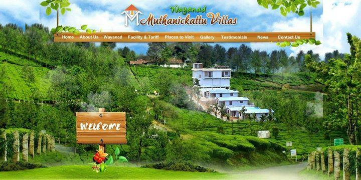 Muthanickattu Villas