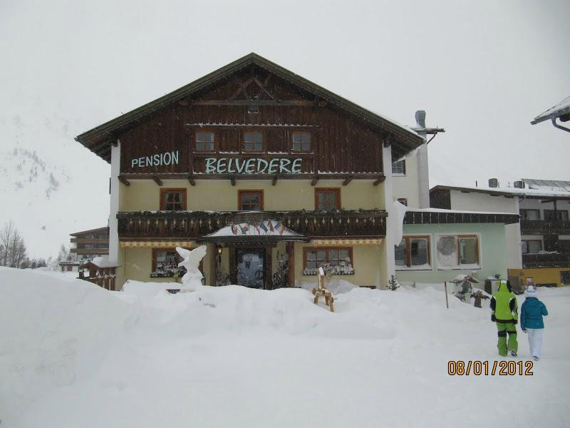 Pension Belvedere