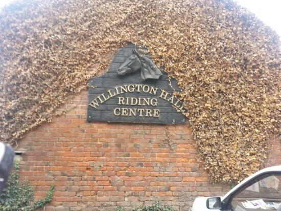 ‪Willington Hall Riding Centre‬