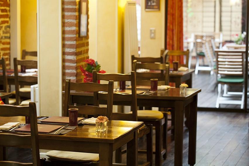 Restaurant L 39 Epicurien Dans Albi Avec Cuisine Fran Aise