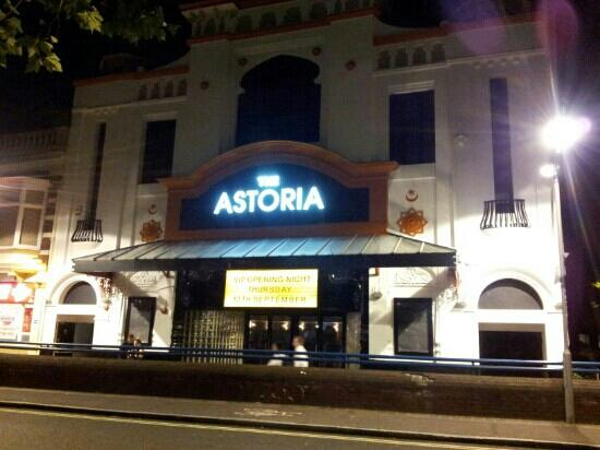 ‪The Astoria‬