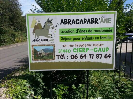 Abracadabr'âne