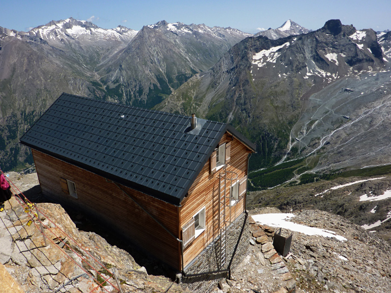 Mischabelhütte AACZ