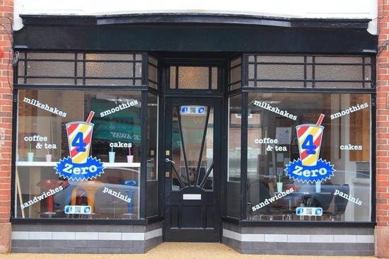 Cafe 4 Zero