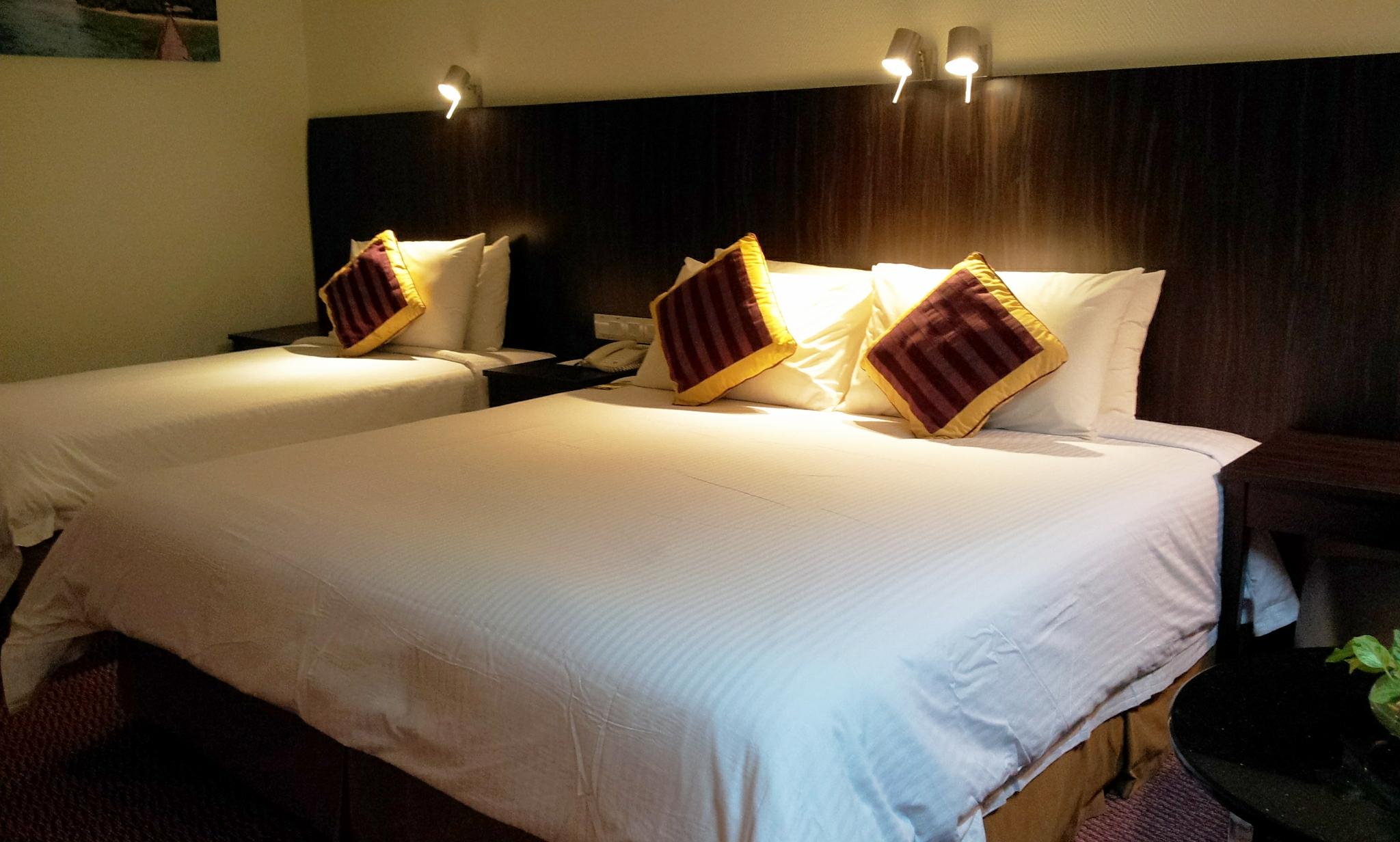 โรงแรมแกรนด์คอนติเนนทัล กวนตัน