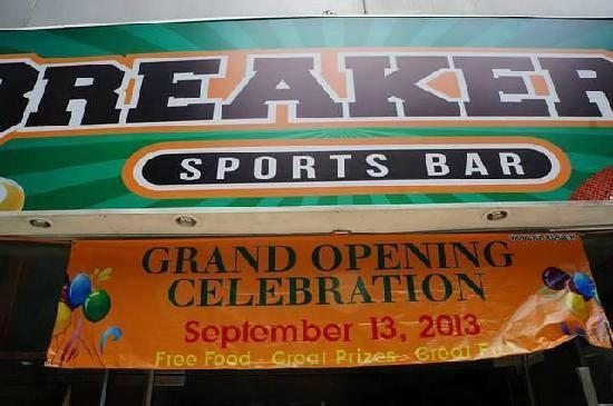 Breakers Sport Bar