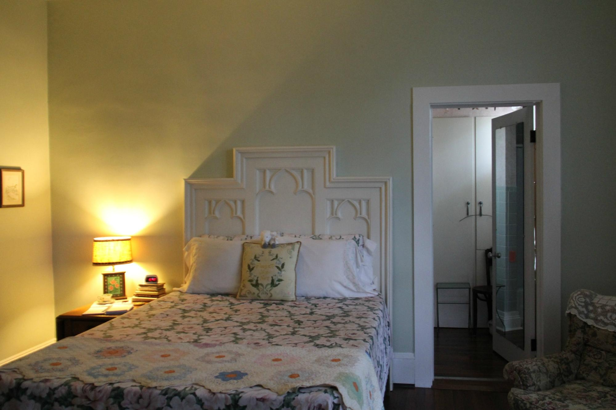 The Forget-Me-Not Bed and Breakfast