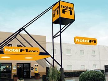 hotelF1  Lyon la Tour de Salvagny