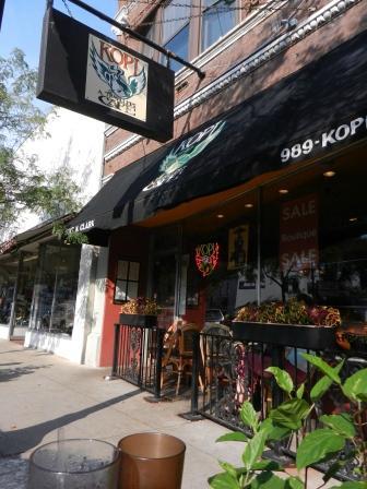 Kopi A Traveler's Cafe