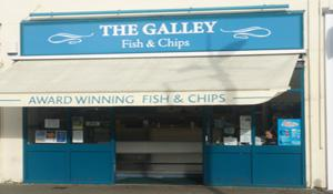 ‪The Galley Fish & Chip Shop‬