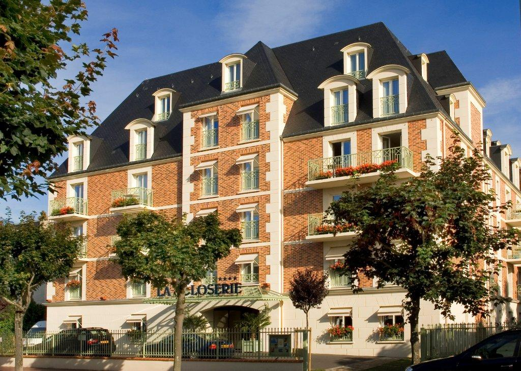 La Closerie Deauville Residence Hotel