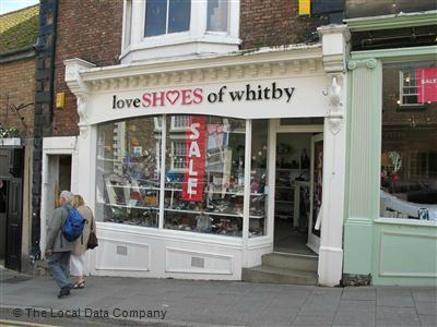 Loveshoes of Whitby