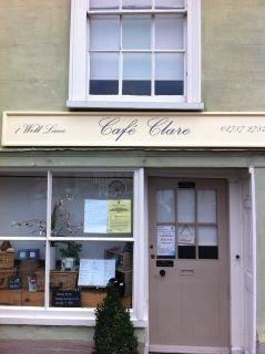 Cafe Clare