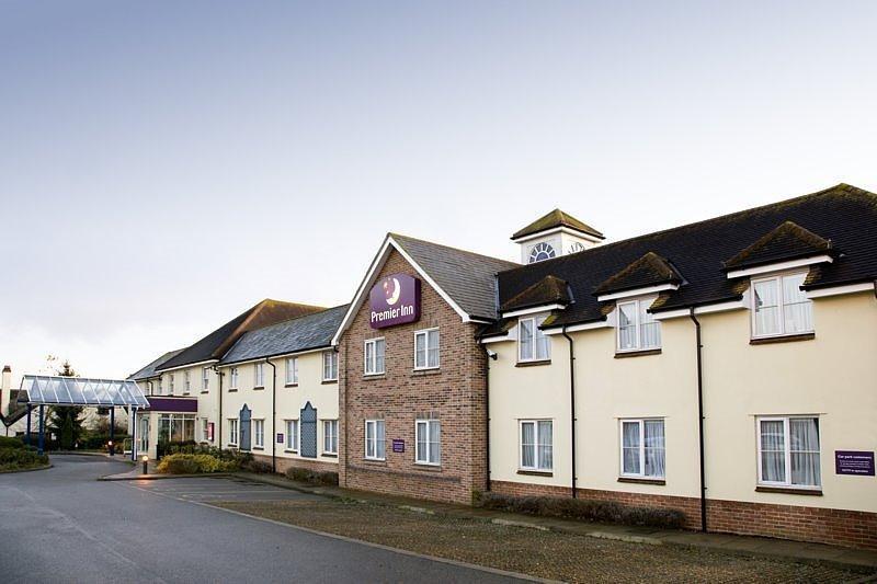 Premier Inn Ipswich (Chantry Park) Hotel
