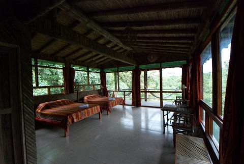 San Jorge de Milpe Eco-Lodge Orchid & Bird Reserve