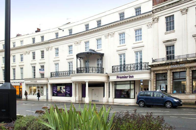 ‪Premier Inn Leamington Spa Town Centre Hotel‬