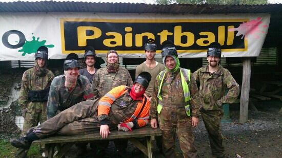 Survival Paintball
