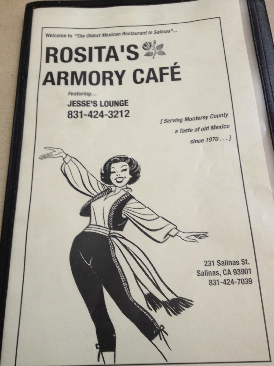 Rosita's Armory Cafe